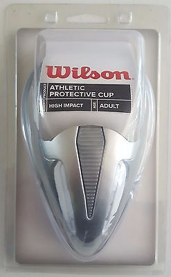 Wilson Athletic Protective Cup High Impact Lightweight Adult NIP NEW WTF912000