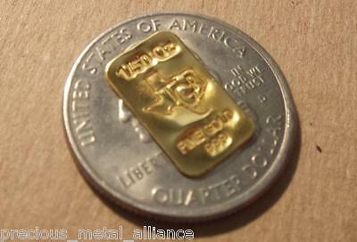 Gold 2/10 Troy Ounce Oz 24K Pure Solid Premium Bullion Bar 9999 Fine Ingot Lot