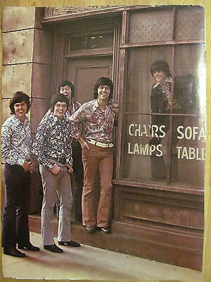 Osmonds, Donny Osmond, Full Page Vintage Pinup, Brothers