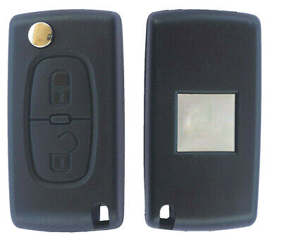 Fits to CITROEN C2 C3 Replacemwnt Remote Key FOB 2 BUTTON  Case SHELL VA2 Blade