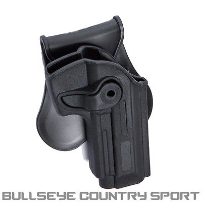 Strike Systems Polymer Molded Holster M92 Models Black Airsoft Green Gas