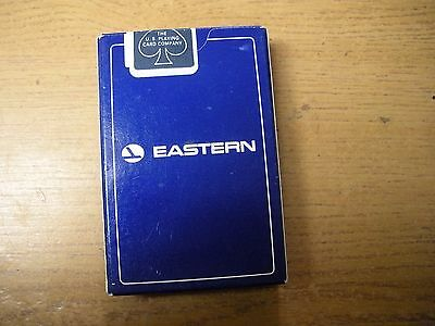 Sealed & Stamped Eastern Airlines Deck Of Playing Cards