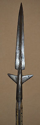 Gothic Lugged Spear, Probably German, ca. 1500