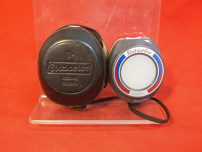 2F Gossen Sixticolor Light Meter With Case