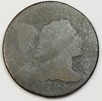 1795 Large Cent.  A.G.