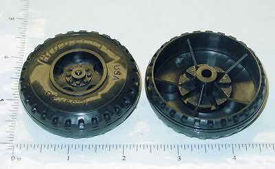 Buddy L Plastic Replacement Wheel/Tire Toy Part
