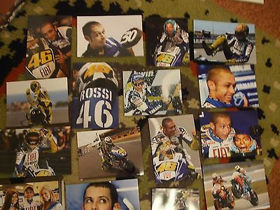 34 photo's of the man him self No 46 the DOCTOR Valentino Rossi