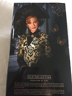 Disney Store Lady Tremaine Doll Cinderella Film Collection Live Action Damaged