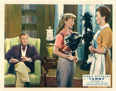Tammy original lobby card set front of house of 8  Debbie Reynolds