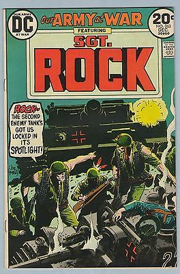 Our Army at War 263 Dec 1973 VF+ (8.5)