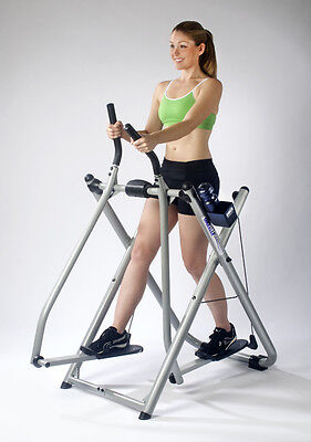 New Tony Little Gazelle Freestyle Pro Fitness Machine + Dvd's And More - $419