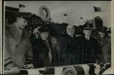 1947 Press Photo President Harry Truman at Army-Navy Game - nep05577