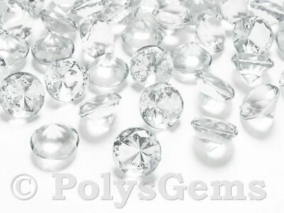 20Mm Large Wedding Table Confetti Diamonds Scatter Crystals Decorations