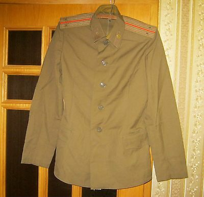 New Russian Soviet Army Infantry Officer Field Uniform Jacket + Breeches 48-6