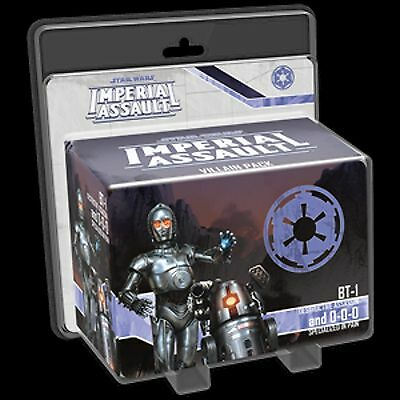 BT-1 and 0-0-0 Villain Pack: Star Wars Imperial Assault Exp.