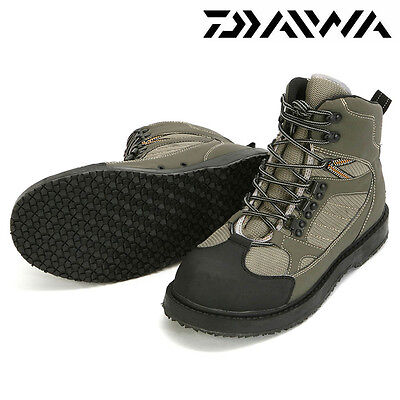 Daiwa Versa Grip Fishing  Wading Boot / Shoe Size 9-12 Available Dvgws