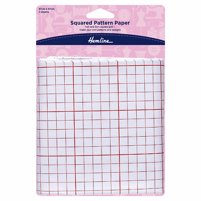 Squared pattern Paper 61 x 87cm Make your own Patterns & Designs