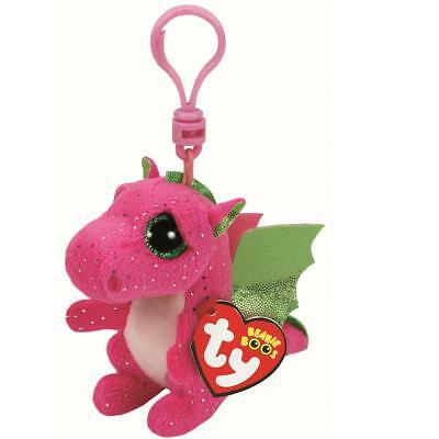 Ty Beanie Babies 35031 Boos Darla the Dragon Boo Key Clip