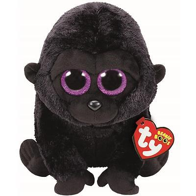 Ty Beanie Babies 37144 Boos George the Gorilla Boo Buddy