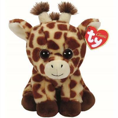 Ty Beanie Babies 96302 Peaches the Giraffe Classic Buddy
