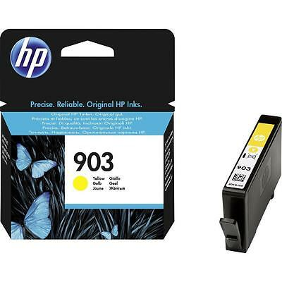 Genuine HP 903 yellow ink cartridge (T6L95AE) for Officejjet 6950 6960 VAT inc