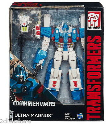 GENUINE TRANSFORMERS Leader Class ULTRA MAGNUS Figure BRANDNEW**Post from MELB**