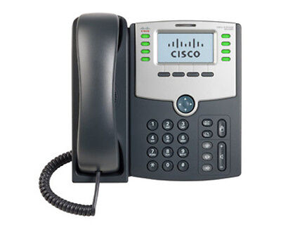 CISCO Telefono voip Cisco 8 LINE IP PHONE WITH DISPLAY  POE A [SPA508G]