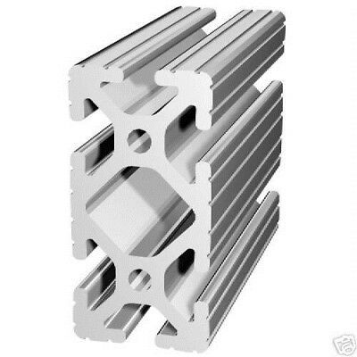 80/20 T Slot Aluminum Extrusion 15 Series 1530 x 96.5 Long w/7045 One End N