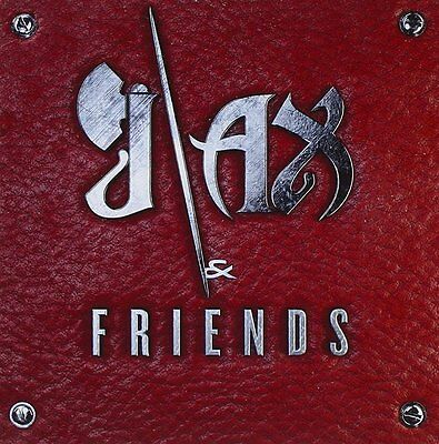 J-Ax & Friends [2 CD] [Audio CD] J.Ax …