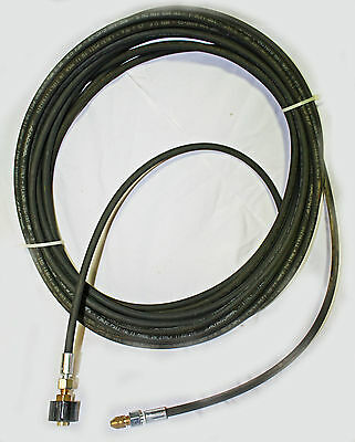 20 metre Pressure Washer Drain Cleaner Hose Jetter Set  (Needatool)