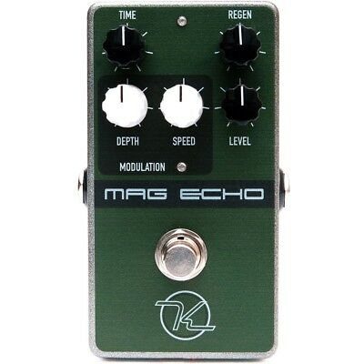 Keeley Magnetic Echo/Delay Pedal *B-Stock