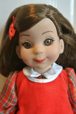 """Cherished Childhood 14"""" Betsy Mccall By Robert Tonner, Ltd To 80!"""