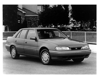 1994 Hyundai Sonata ORIGINAL Factory Photo ouc0024