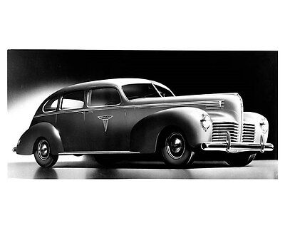 1940 Hudson Sedan ORIGINAL Factory Photo ouc0053