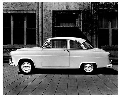 1954 Hudson Jet Family Club Sedan ORIGINAL Factory Photo ouc0073