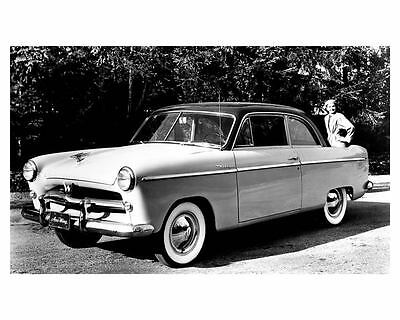 1952 Willys  ORIGINAL Factory Photo ouc0156