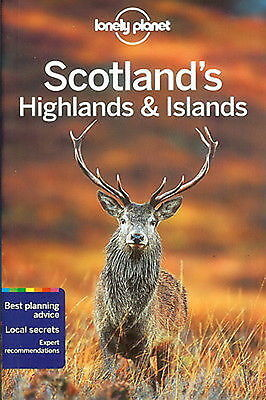 Scotland Highlands and Islands LONELY PLANET Travel GUIDE 2015