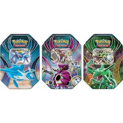 POKEMON POWERS BEYOND TIN * Bundle of Three Tins