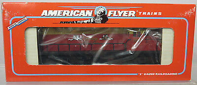 American Flyer Trains 6-48016 Christmas GP20 Diesel Locomotive S Gauge NOS