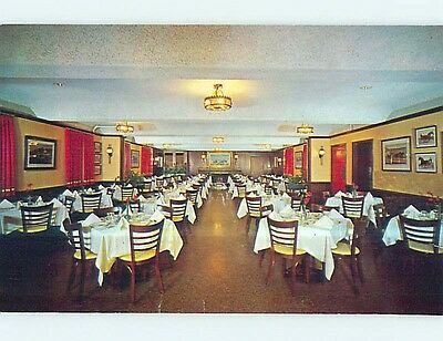 Unused Pre-1980 AMERICAN HOUSE RESTAURANT Freehold New Jersey NJ p5931