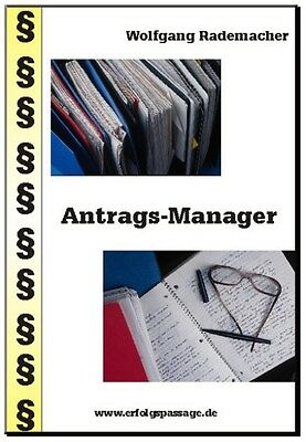 AntragsManager von Wolfgang Rademacher *Download | PDF-Version