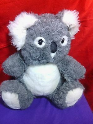 Lovey America Wego Pitting Koala Bear Grey #5155 Plush Stuffed Animal Toy 15""