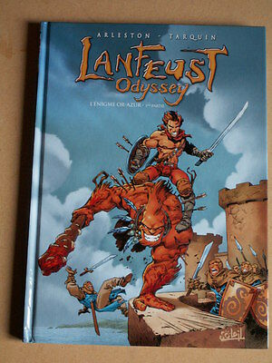 Lanfeust Odyssey  Tome 1 Eo