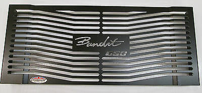 Suzuki Gsf650 Bandit (07-16) Stainless Radiator Protector Cover Guard S027Pcb L