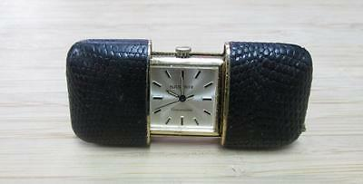 Travel Nastrix Convertible Watch Made in Germany / 17-Jewels ~ 3-K5477