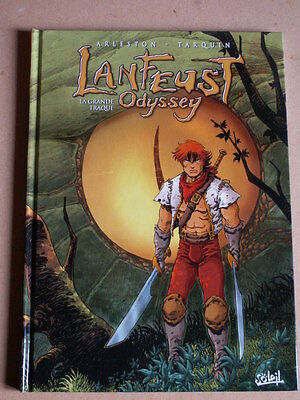 Lanfeust Odyssey  Tome 4