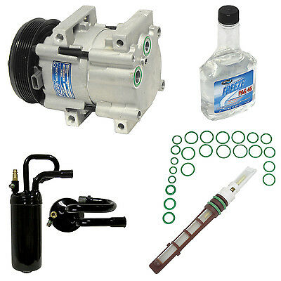 New Ac Compressor Install Kit 10991 Please Include Model Year And Engine Size