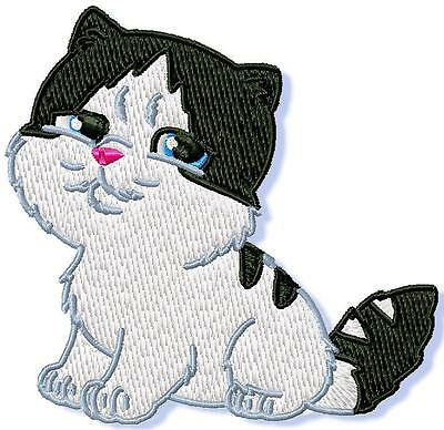 Cute Kittens 10 Machine Embroidery Designs Cd 2 Sizes