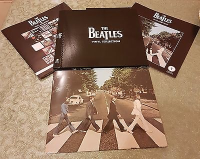 The Beatles Vinyl Collection- Lp 180 G. Abbey Road + Raccoglitore+ Poster