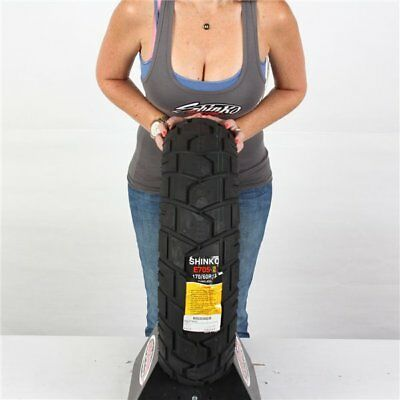 170/60R-17 Shinko 705 Series Dual Sport Radial Rear Tire